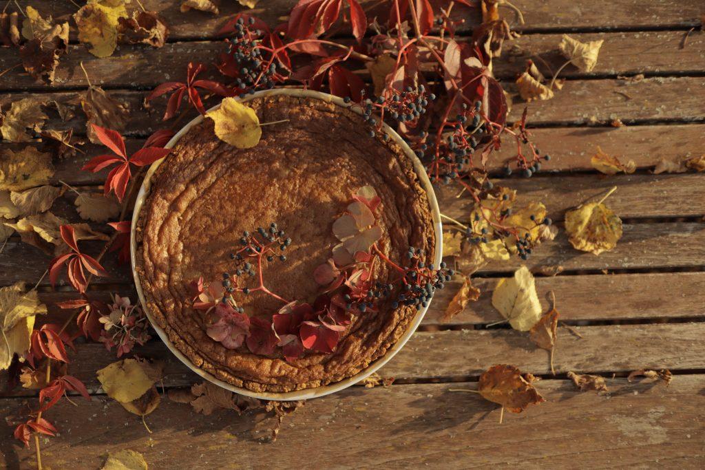 Maple Syrup Gluten-free Pie