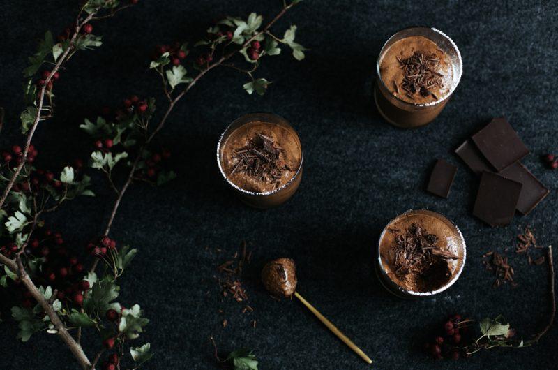 Une simple Mousse au chocolat / A simple Chocolate mousse