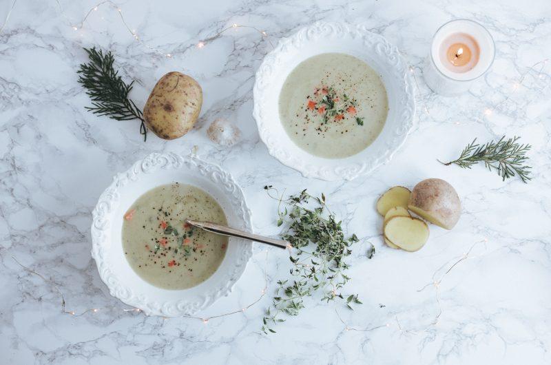 Soupe de Pomme de terre / Potato Soup